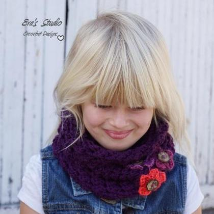 Crochet Children's Hat and Neck War..