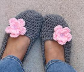 Adult Slippers Croch..