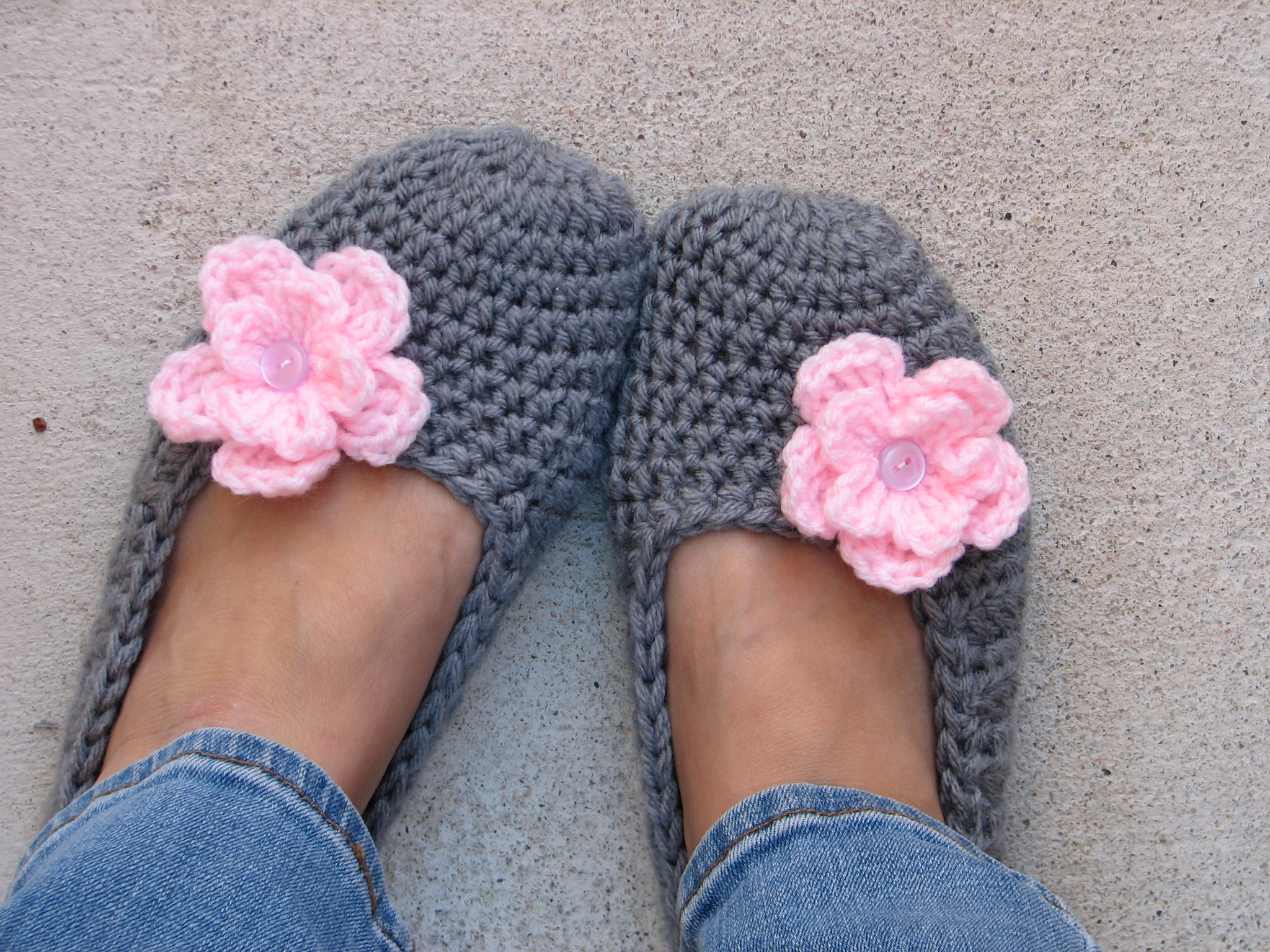 Adult slippers crochet pattern pdfeasy great for beginners adult slippers crochet pattern pdfeasy great for beginners shoes crochet pattern slippers pattern no 7 bankloansurffo Choice Image