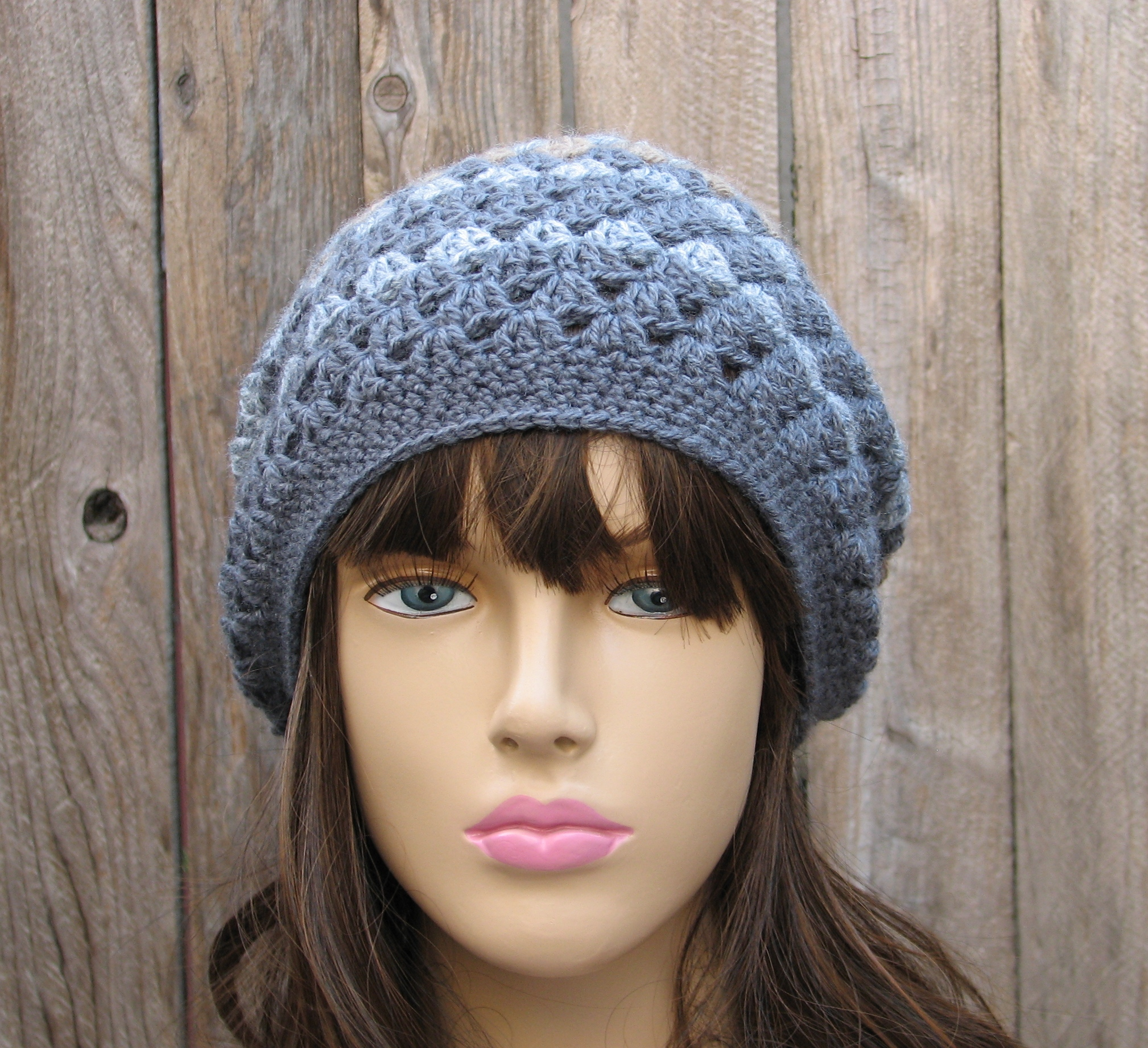 Crochet hat slouchy hat crochet pattern pdfeasy great for crochet hat slouchy hat crochet pattern pdfeasy great for beginners pattern no 27 on luulla bankloansurffo Images
